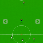 New Star Soccer Intercept Minigame