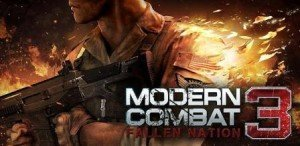 Modern Combat 3 Android Apk Download
