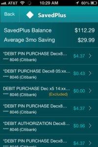 Saving with SavedPlus
