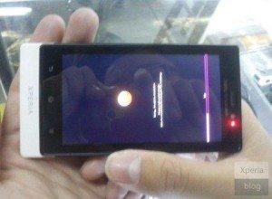 Sony Ericsson Pepper