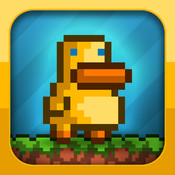 Gravity Duck Review – When life gets you down, this duck flips gravity