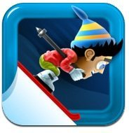 Ski Safari – Review – How fast can you slide down the snowy Alps?
