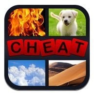 Cheat for 4 Pics 1 Word