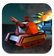 Chromian Wars – Review – Augmented reality and smashing tanks
