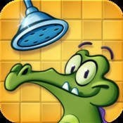 Where's My Water? – Review – Help sewer alligators get their fix in this physics-based puzzler