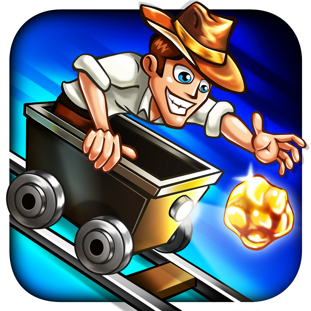 Rail Rush Review – Time to dig some gold!