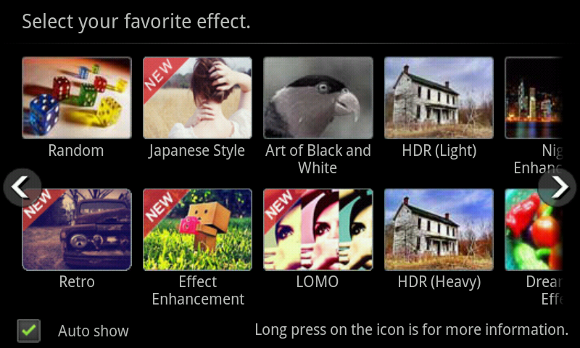 Download Camera360 Android apk - What's On Iphone