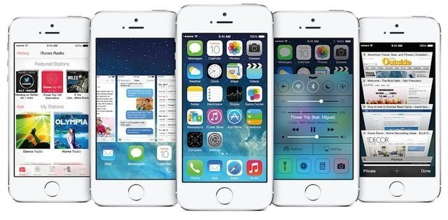 iOS 7 compatibility is mandatory for App Store applications from February 2014