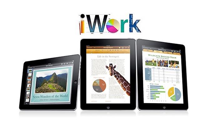 iwork-ipad