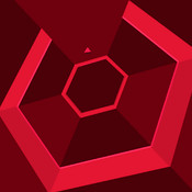 Super Hexagon Review – Frantic, fast, HARD