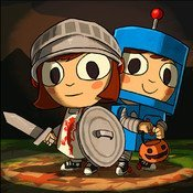 Costume Quest Review – Childish, but addictive