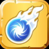 Magic Orbz Review – Breakout game with a twist