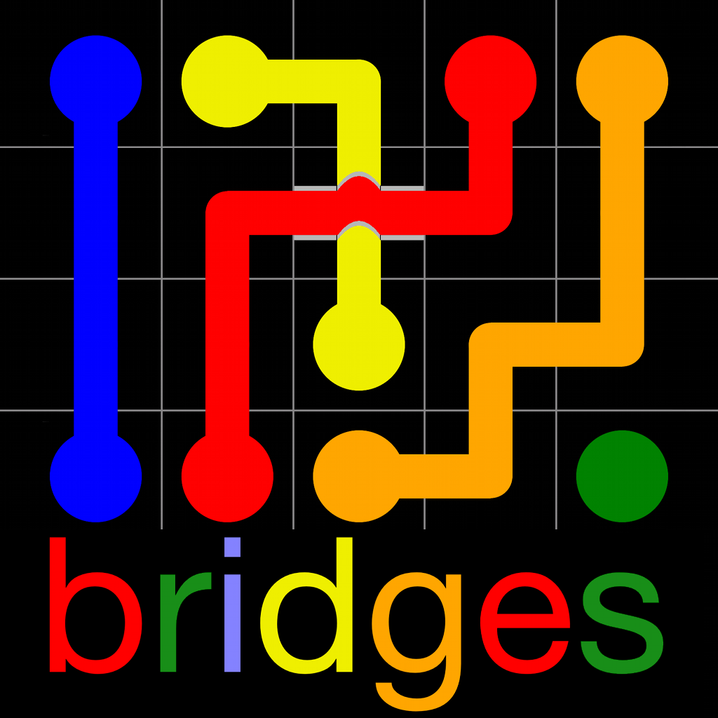 Flow Free: Bridges Review – Let the colors mix!