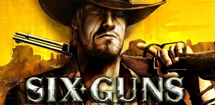 Six Guns for Android