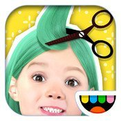 Toca Hair Salon Me Review – The power of a hairdresser