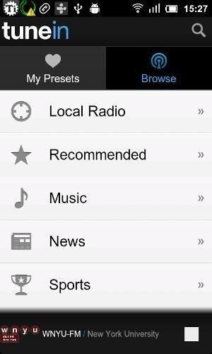 download tunein radio apk