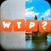 What's Behind?  - Swipe and Guess!