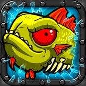 Zombie Fish Tank